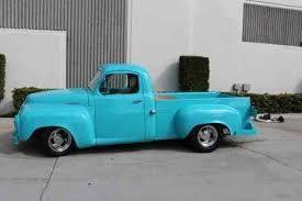Studebaker Pickup Truck 1955, 350/325 HP Chevy; Demon carburetor;