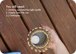 diy deck lighting. Brilliant Lighting What You Will Need To Make Your Own Tea Light Candles Throughout Diy Deck Lighting
