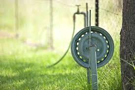 aluminum garden hose holder garden hose reel cast aluminum garden hose reel