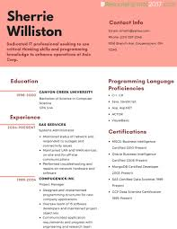 Resume Format 2017 Best Resume Format 100 Template learnhowtoloseweightnet 54