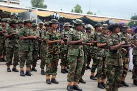 UPDATED TODAY: 2018/2019 Nigerian Army Recruitment and Application Form