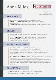 Updated Resume 2017 – Fluently.me