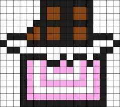 Repostando por eu ser burro e ter postado as dez da noite. 140 Idees De Bonbons Pixel Art Dessin Pixel Coloriage Pixel