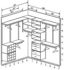 standard closet dimensions. Image Result For Standard Wardrobe Drawer Sizes | Girls\u0027 Bedroom Pinterest Drawers, Master Closet And Room Dimensions M