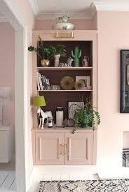 Amara Shoppable Home Inspiration Pages - French For Pineapple Blog - alcove  shelving - setting plaster