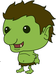 Free Troll Silhouette Clip Art, Download Free Clip Art, Free Clip Art on  Clipart Library