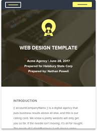 Proposal Templates Free Download Free Proposal Templates For Your Business