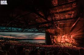 Syracuse Lakeview Amphitheater Seating Chart Updated Superfun Sunday In Syracuse Phish Makes Lakeview Amphitheater Debut Recap Setlist The Skinny