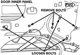 2003 dodge durango left front window schematic fixya window regulator removal dakota durango