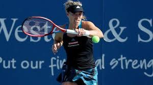 1 and winner of three grand slam tournaments, she made her profe. Tennis Angelique Kerber Beendet Horror Serie Gegen Svitolina Sport Mix Bild De
