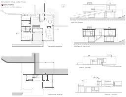 rose seidler house plan drawings