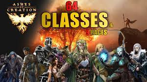 Ashes of Creation MMORPG