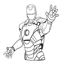 Disegni Di Iron Man Da Colorare Dentro Avengers E Con The Baltic Post