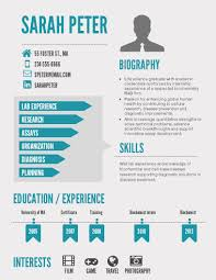 Infographic Resume Templates Best of Infographic Resume Template Venngage Graphic Timeline Graphic Resume