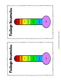 Barometer Chart Voice Level Visual And Feelings Barometer Chart