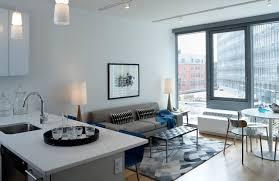 Interior Design For One Bedroom Apartment apartment design living room.  three modern apartments a trio