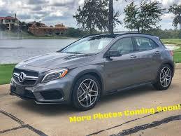 2015 Mercedes-Benz GLA 45 AMG | Arlington, TX | Lone Star Auto ...