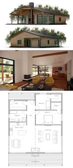 Modern One Bedroom House Plans 17 Best Images About Plans For Apartments Houses On Pinterest