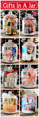 diy office gifts. Gifts In A Jar ~ Think Outside The Gift Basket \ Diy Office C