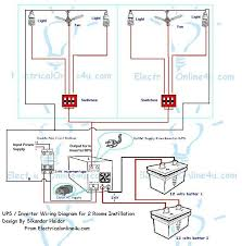 how to instill ups & inverter wiring in 2 rooms? with regard to Household Fuse Box Wiring Diagram how to instill ups & inverter wiring in 2 rooms? with regard to inverter home fuse box wiring diagram