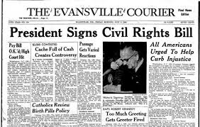 「Civil Rights Act of 1964」の画像検索結果