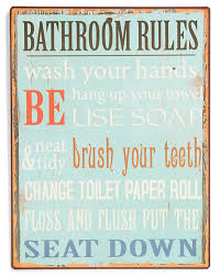 bathroom rules wall art on toilet rules wall art with bathroom rules wall art everything turquoise