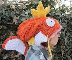 Magikarp Hat Crochet Pattern