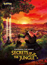 Pokémon the Movie: Secrets of the Jungle Anime Film To Release in 2021 •  Anime UK News