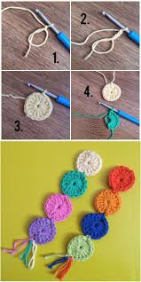 Crochet Patterns For Beginners Step By Step