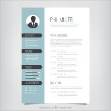 Free Stylish Resume Templates Free Stylish Resume Templates Word Resume Resume Examples 1