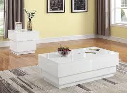 white laquer furniture. Dromore White Lacquer Storage Coffee Table Laquer Furniture