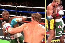Floyd Mayweather vs Logan Paul highlights: YouTuber survives the full  distance
