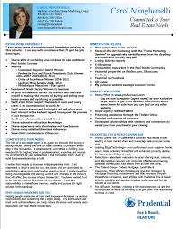 This Is Real Estate Sales Resume Sample Entry Within Examples Free