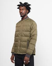 Barbour Hectare Quilted Jacket Green at The Idle Man & Barbour Hectare Quilted Jacket Green Adamdwight.com