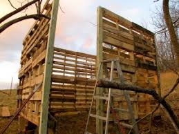 Learn how we made a 10x10 pallet barn for our goats. Make your own for