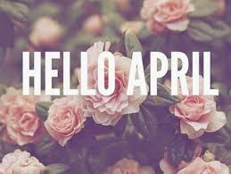 Image result for hello april image