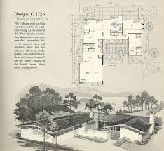 images about F P on Pinterest   Floor Plans  House plans and    Vintage House Plans  s homes  mid century homes