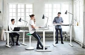 ergonomic office design. Modern Standing Desk By Ergonomic Office Furniture Design Ideas Adjustable