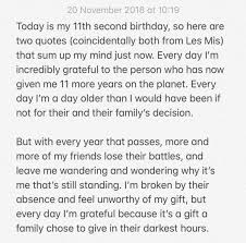 Oli Lewington On Twitter Some Reflections For My 11th Second