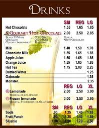 One price coffee вода газир. Online Menu Of Sugar And Spice Goodyear Az