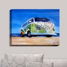 california dreaming vw bus