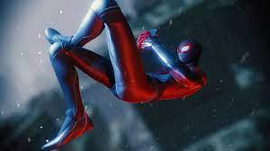 1366x768 Spider Man Miles Morales Using ...