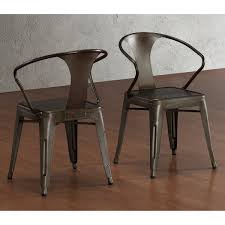 Metal Kitchen Furniture Retro Kitchen Chairs Metal Kitchen Chairs Image Of Retro Metal