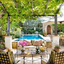 working creating patio: have you been working on getting your yard patio in tip top condition here are some beautiful patios that are getting me inspired in my quest to create a