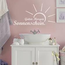 Guten Morgen Sonnenschein Wandtattoo Für Morgenmuffel Wall Artde