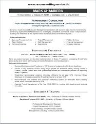 Management Consulting Resume Click Here To Download This Management