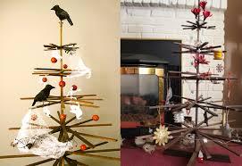 Vintage Frame Branch Christmas Tree On Stock Photo 113280133 Wooden Branch Christmas Tree