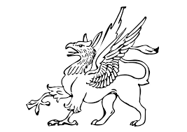 Kleurplaat Griffin Disegno Da Colorare Grifone Cat 27797