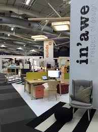 office furniture trade shows. Raw Studios Office Furniture Insider Trade Show InAwe Stand 2016 Shows