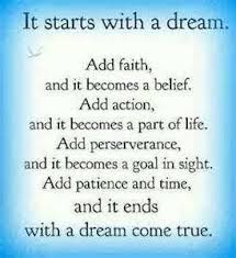 Quotes Of Dreams Coming True Best of